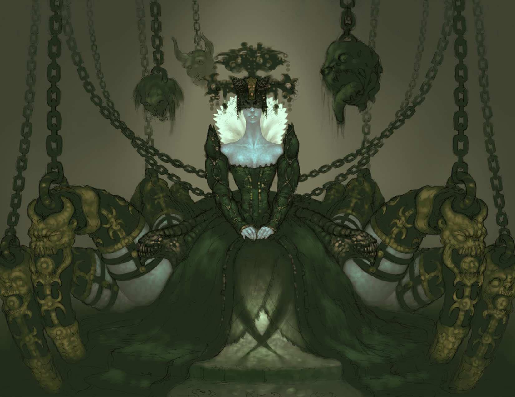 Арт Diablo III