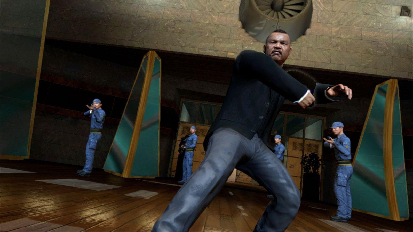 Скриншот 007 Legends