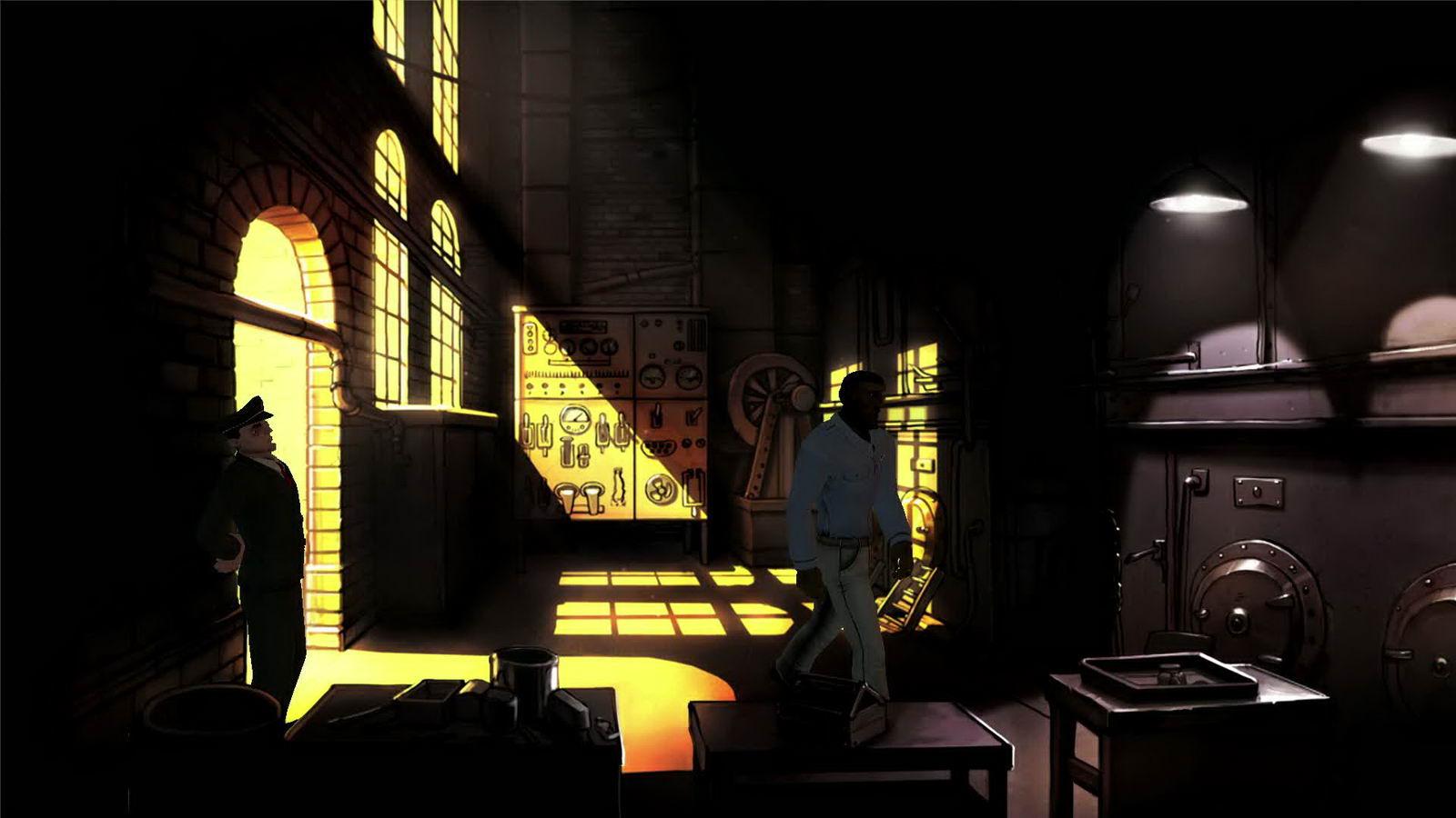 Скриншот 1954 Alcatraz