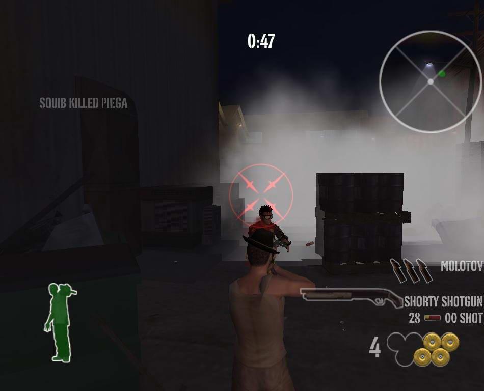 Скриншот 25 to Life