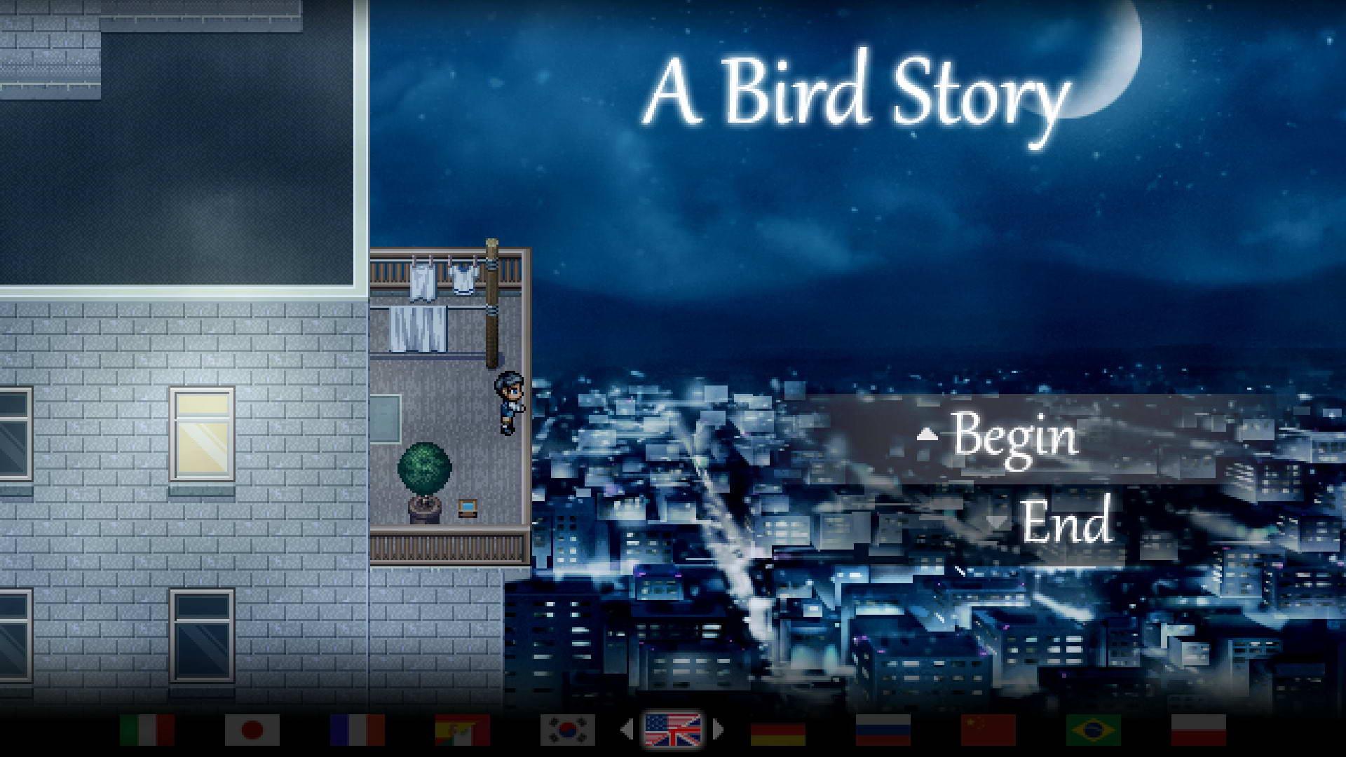Скриншот A Bird Story