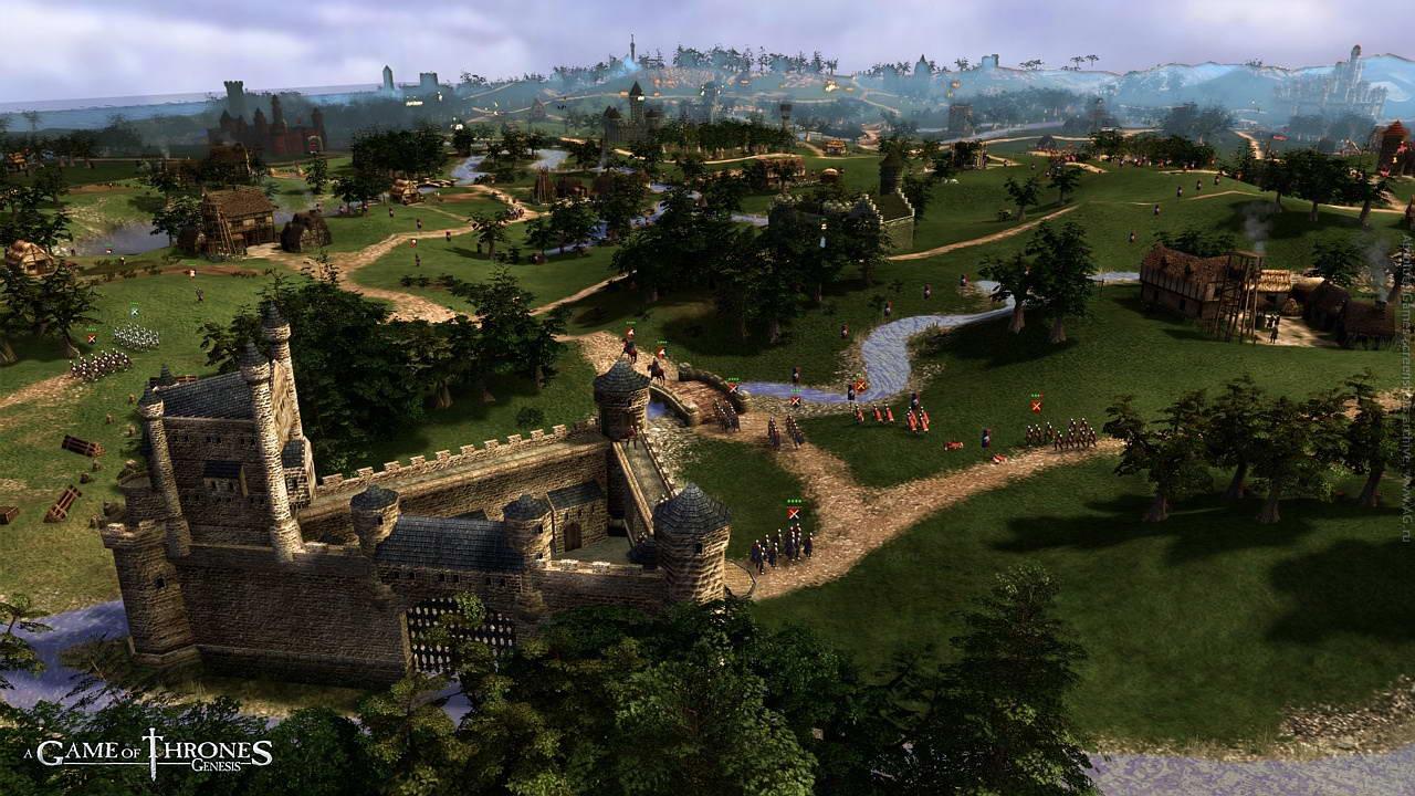 Скриншот A Game of Thrones: Genesis