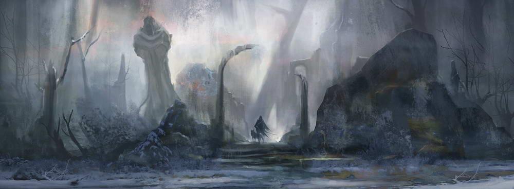 Арт A Game of Thrones: Genesis