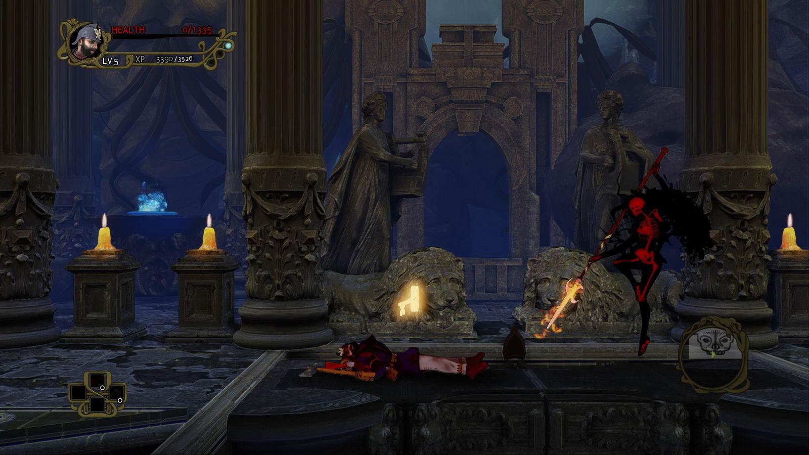 Скриншот Abyss Odyssey