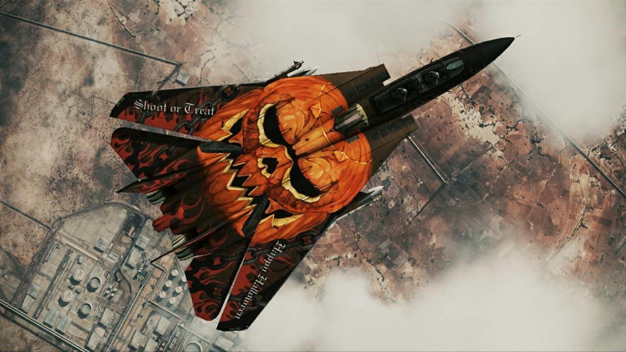 Скриншот Ace Combat: Assault Horizon