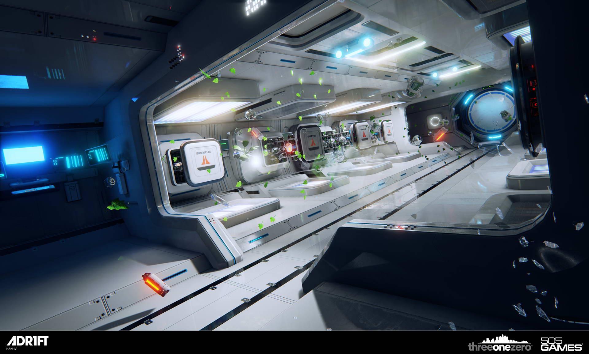 Скриншот ADR1FT