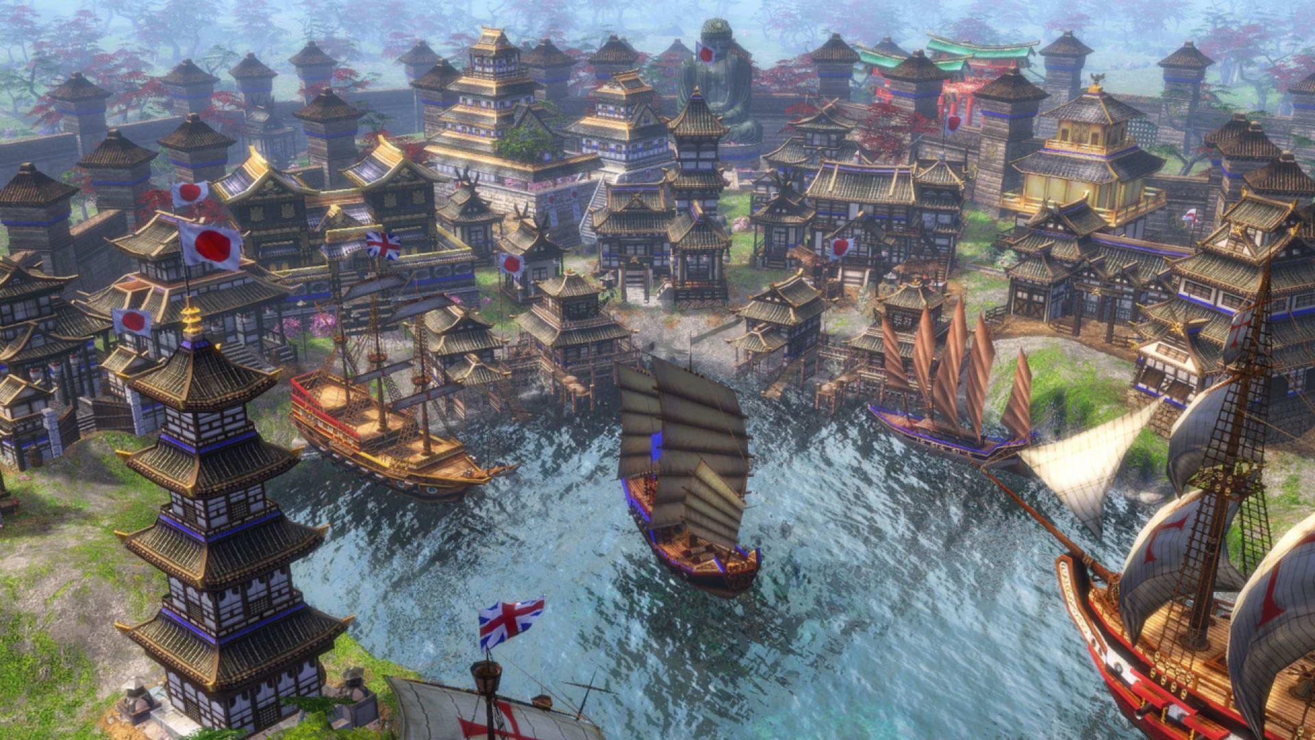 Скриншот Age of Empires III