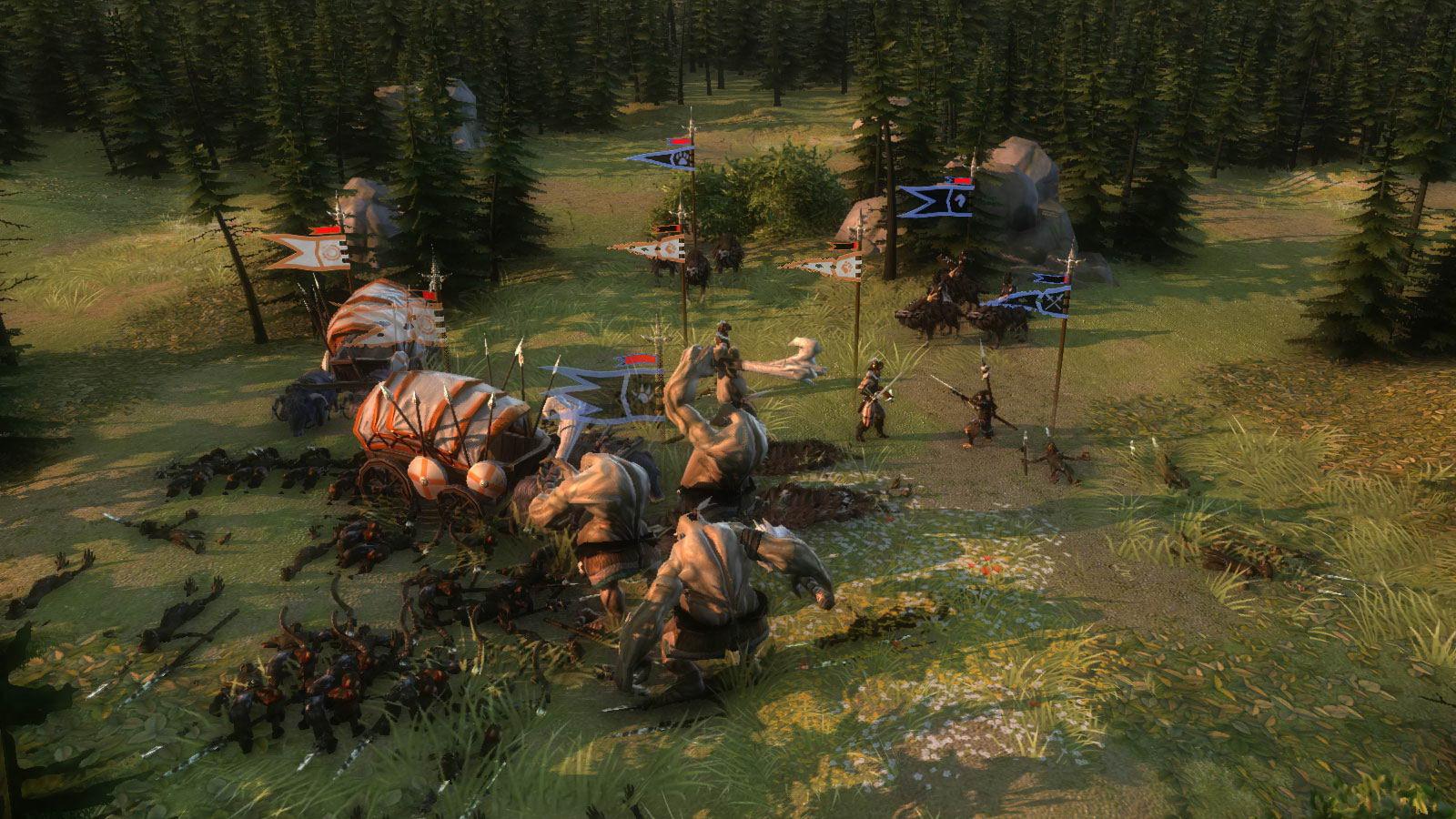Скриншот Age of Wonders 3