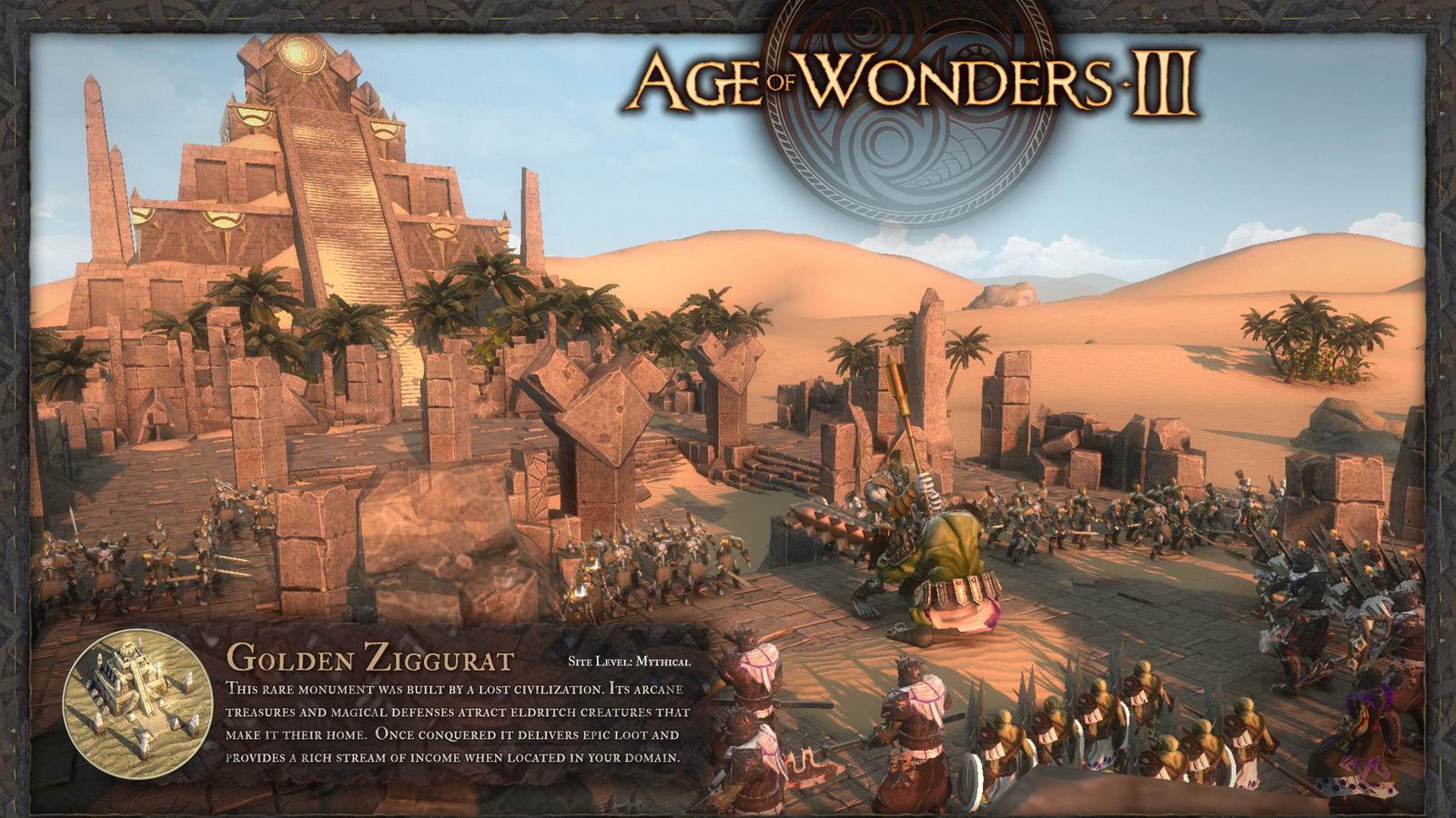 Арт Age of Wonders 3