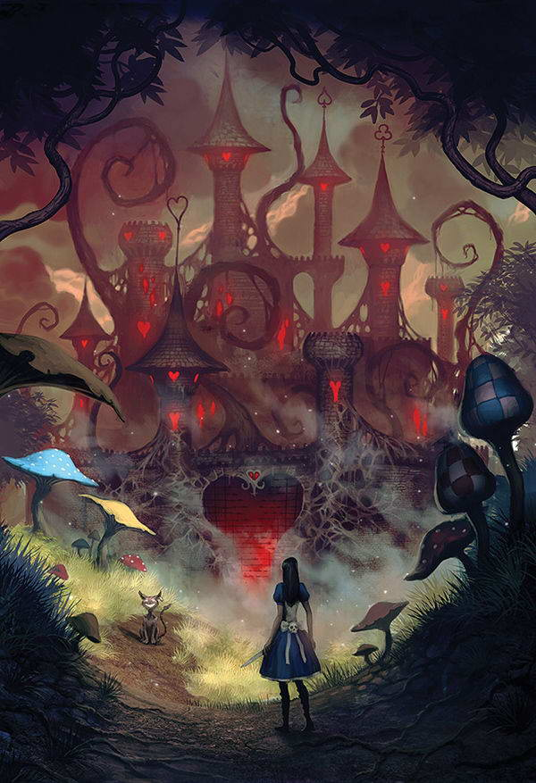 Арт Alice: Madness Returns