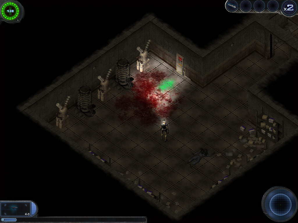 Скриншот Alien Shooter: Revisited