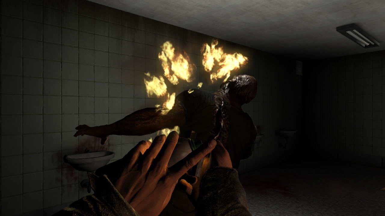 Скриншот Alone in the Dark
