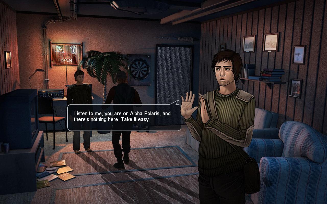 Скриншот Alpha Polaris