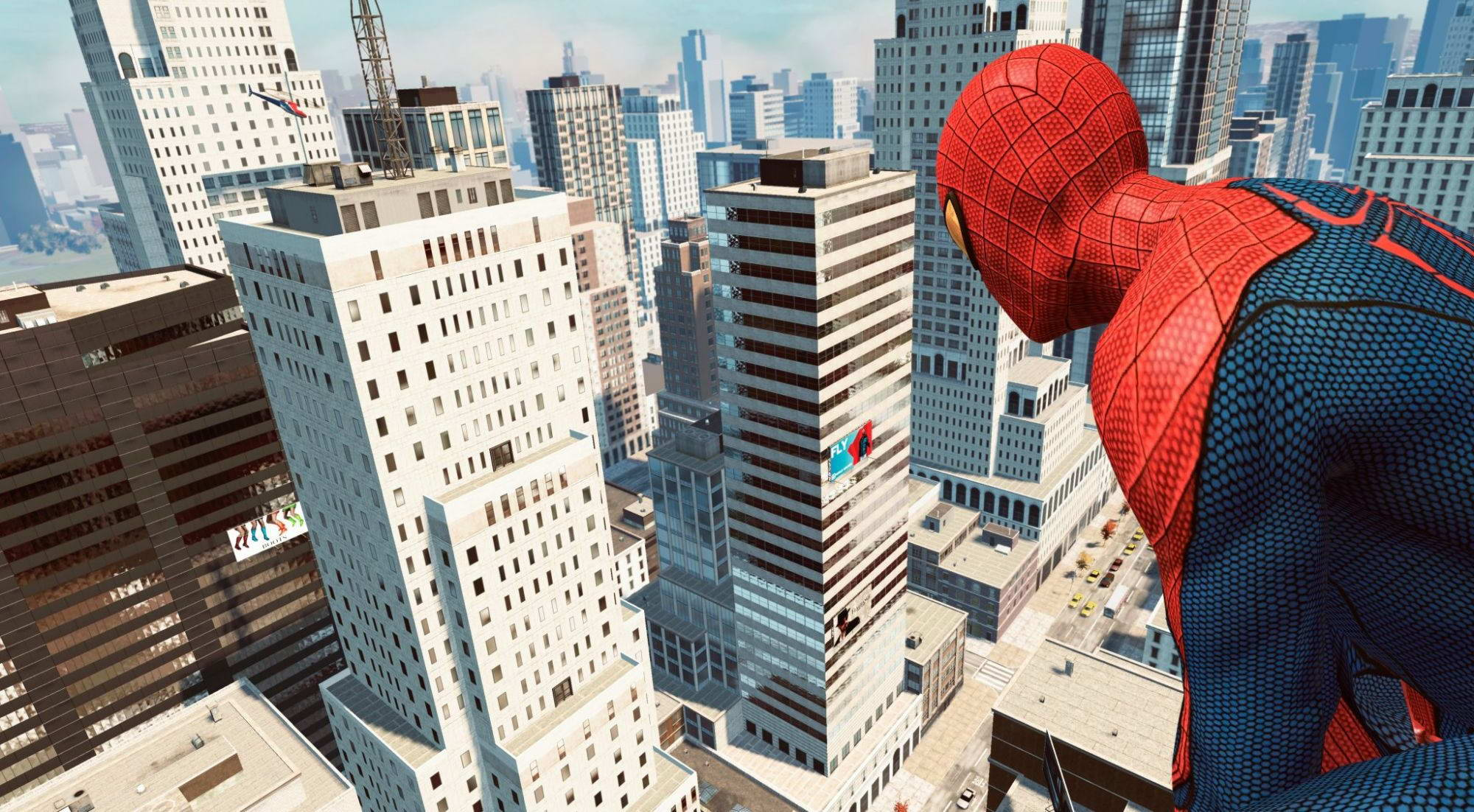 Скриншот Amazing Spider-Man: The Game