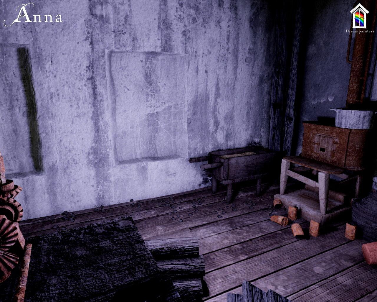 Скриншот ANNA