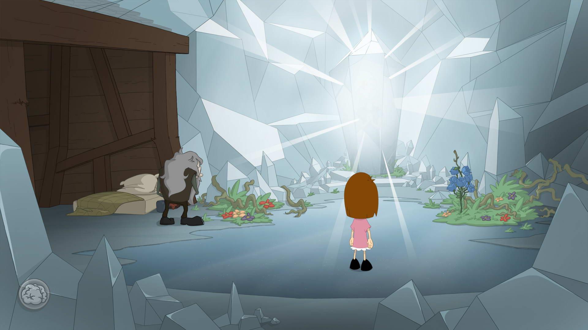 Скриншот Anna's Quest