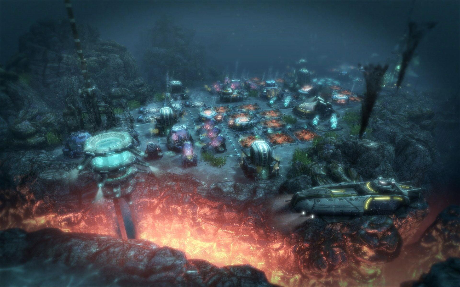 Скриншот Anno 2070: Deep Ocean
