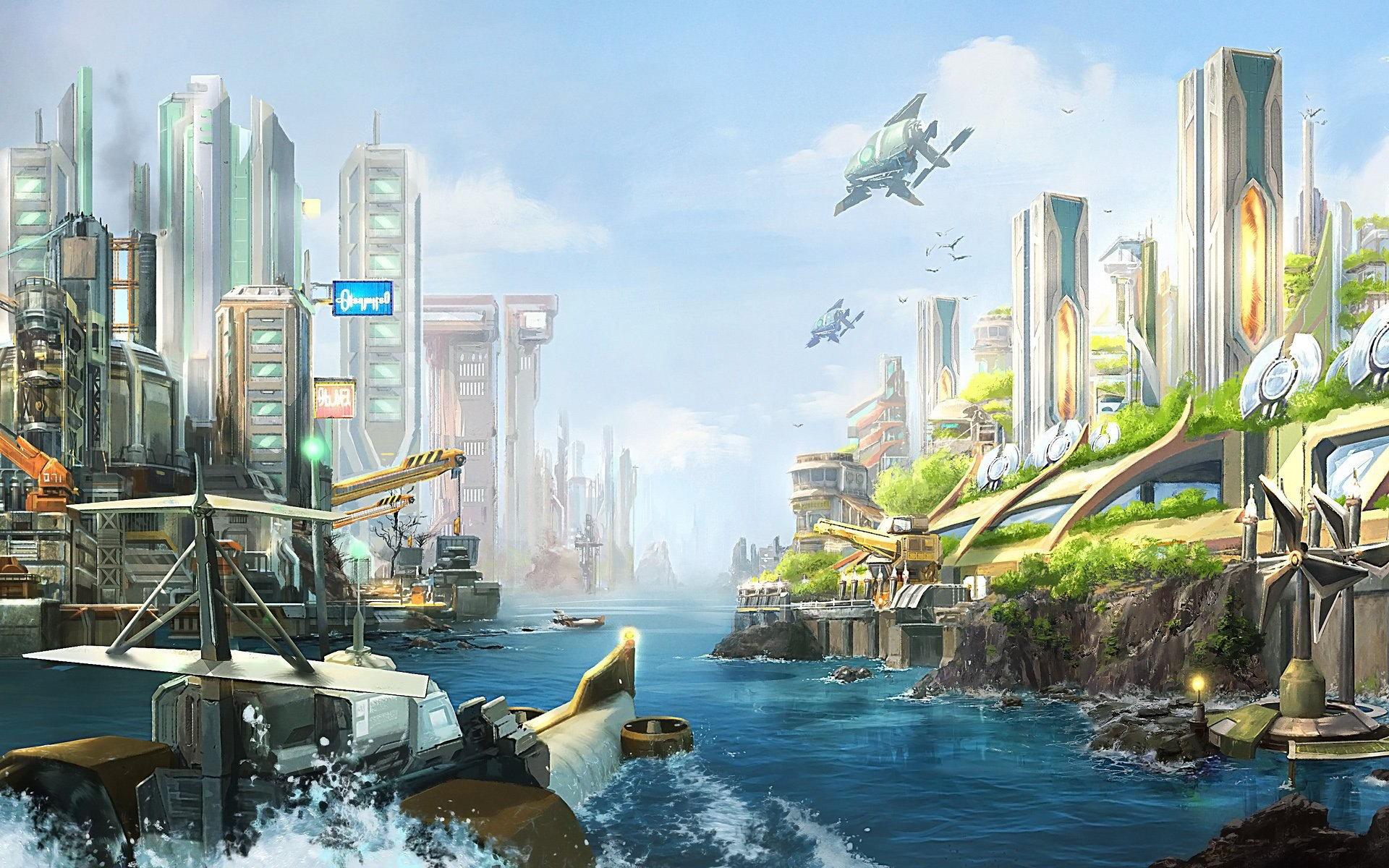 Арт Anno 2070: Deep Ocean