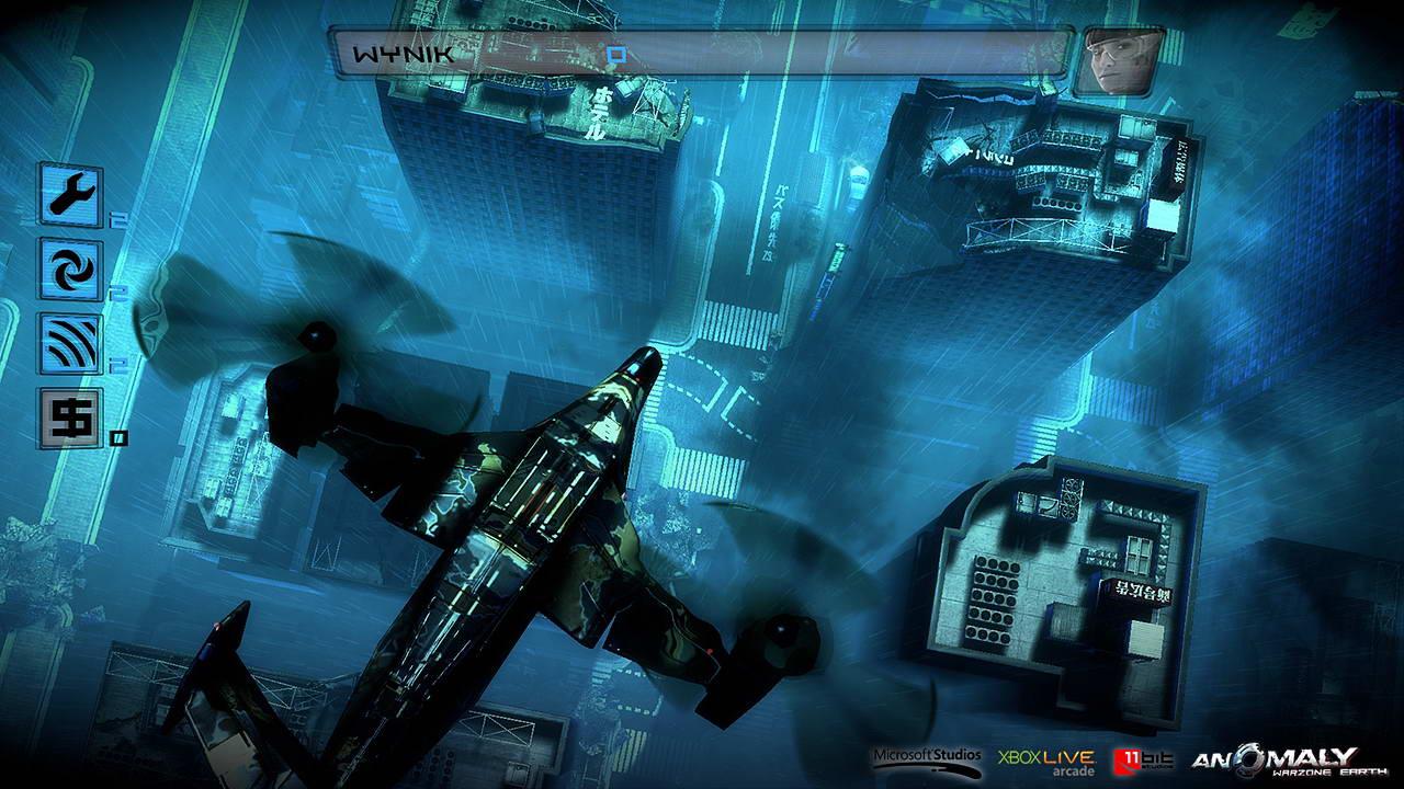 Скриншот Anomaly: Warzone Earth