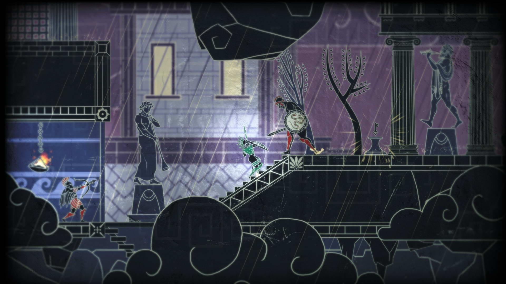 Скриншот Apotheon