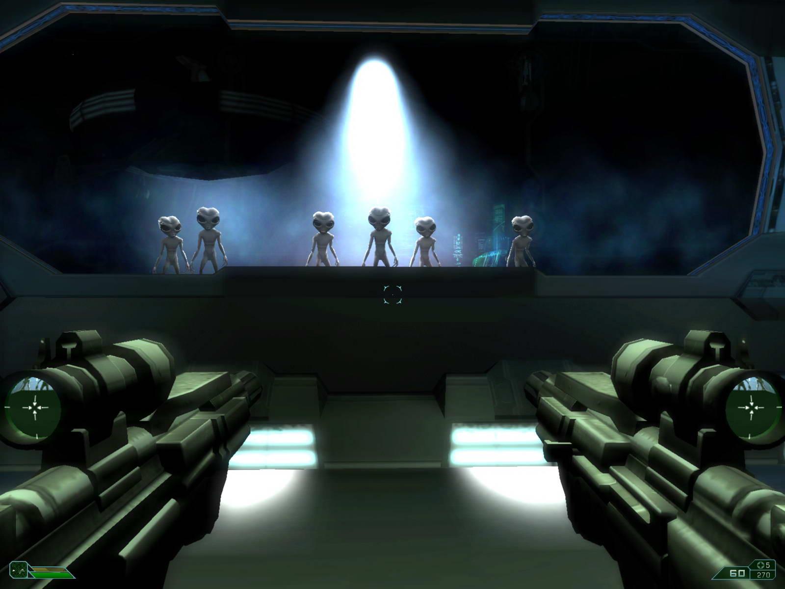 Скриншот Area 51