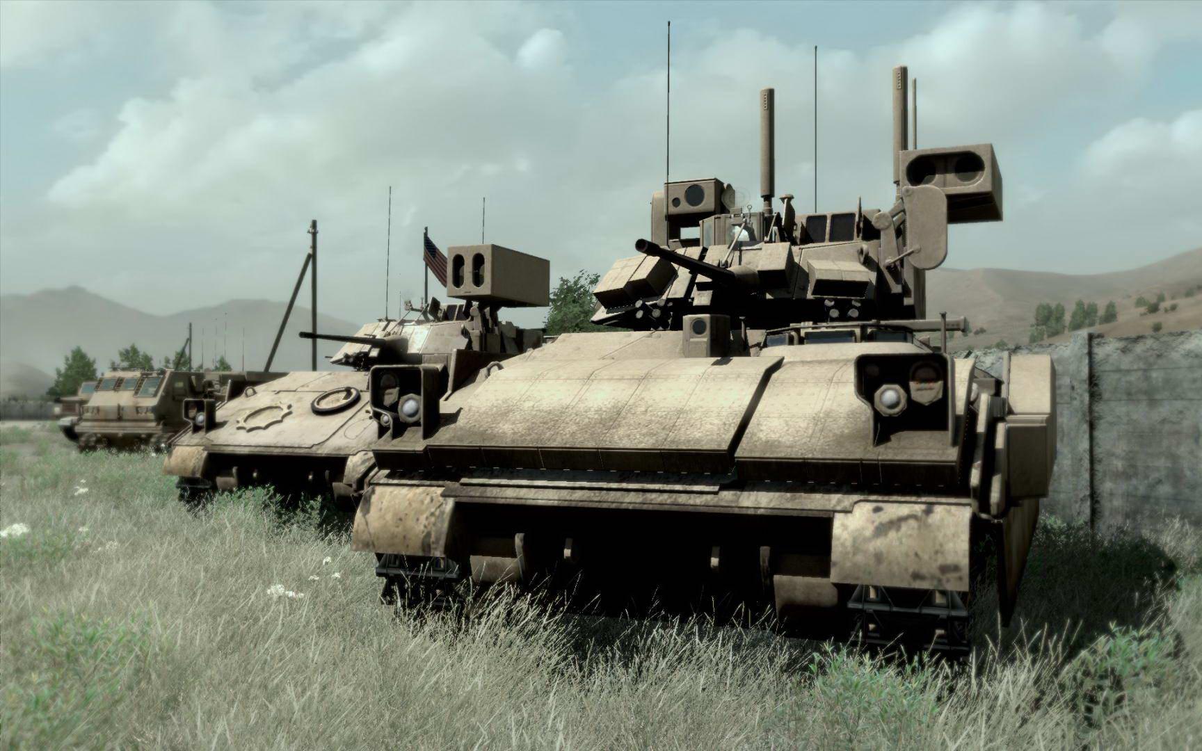 Скриншот Arma 2: Operation Arrowhead