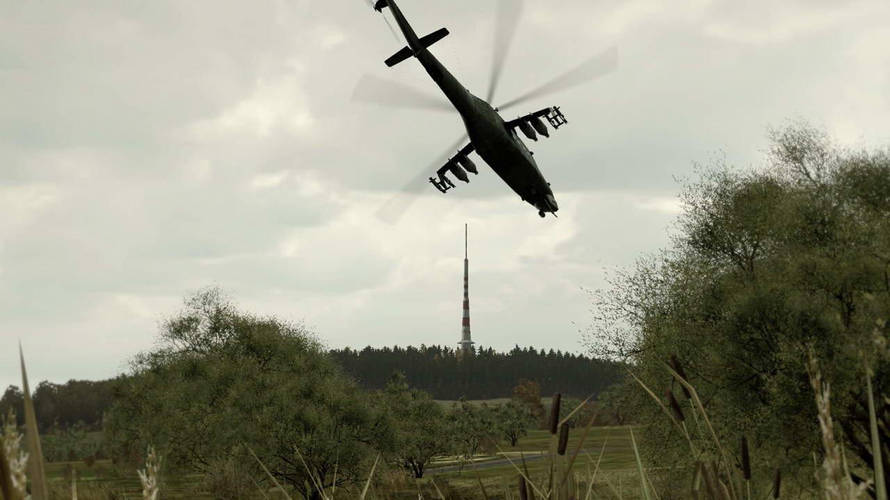 Скриншот Arma 2