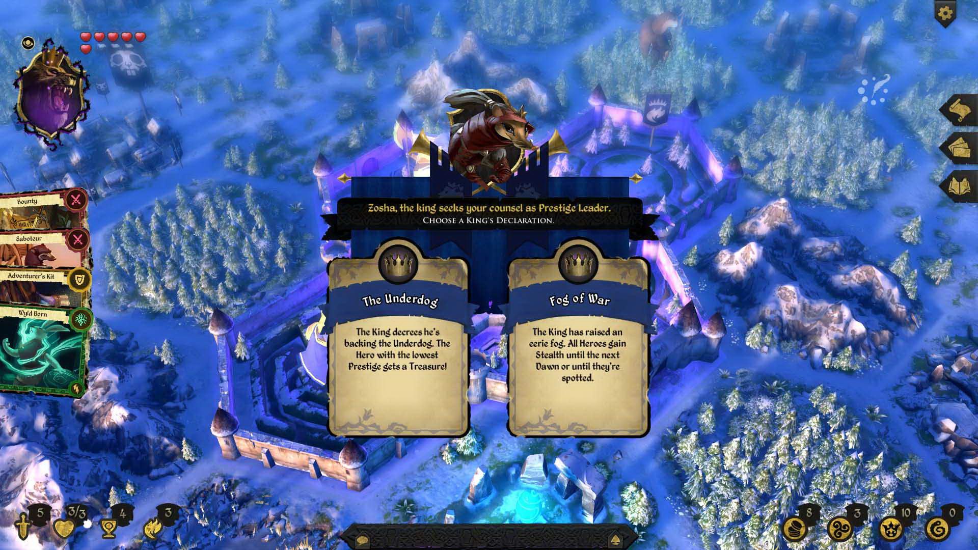 Скриншот Armello