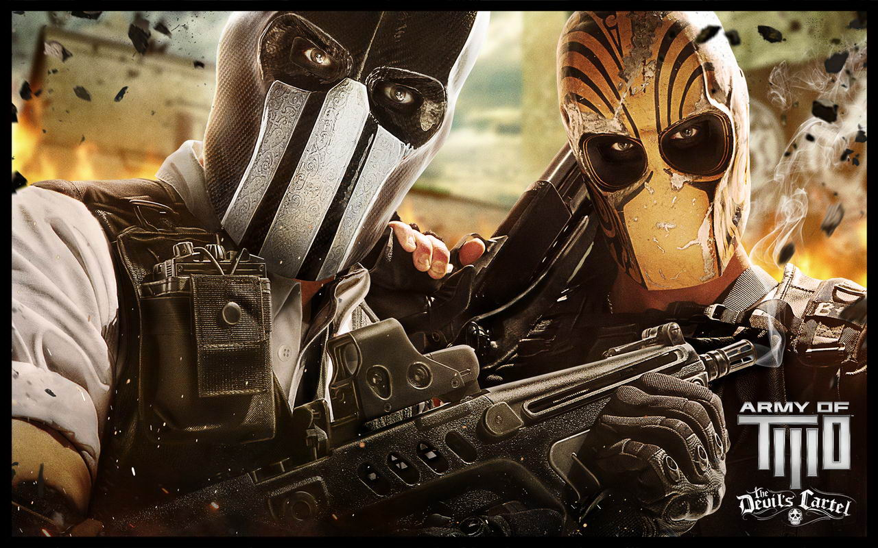 Арт Army of Two: The Devil's Cartel