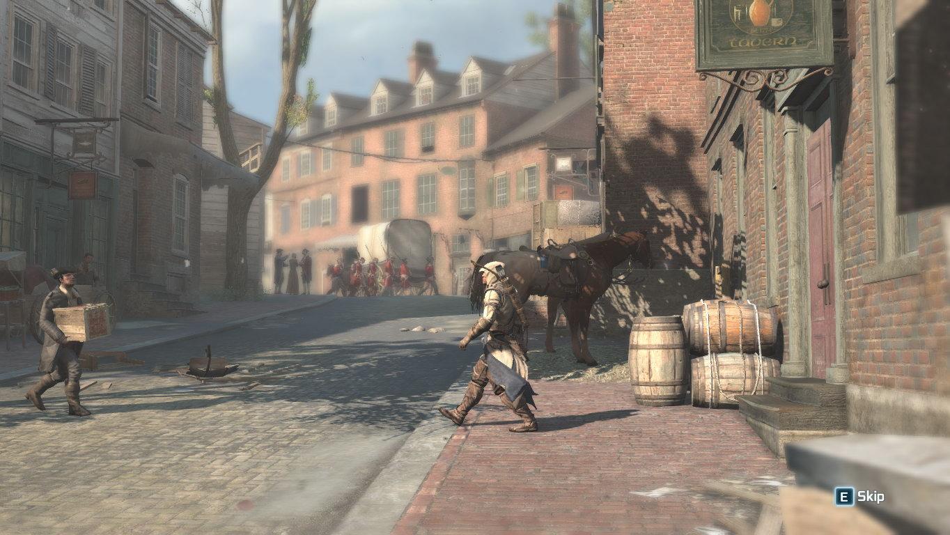 Скриншот Assassin's Creed III