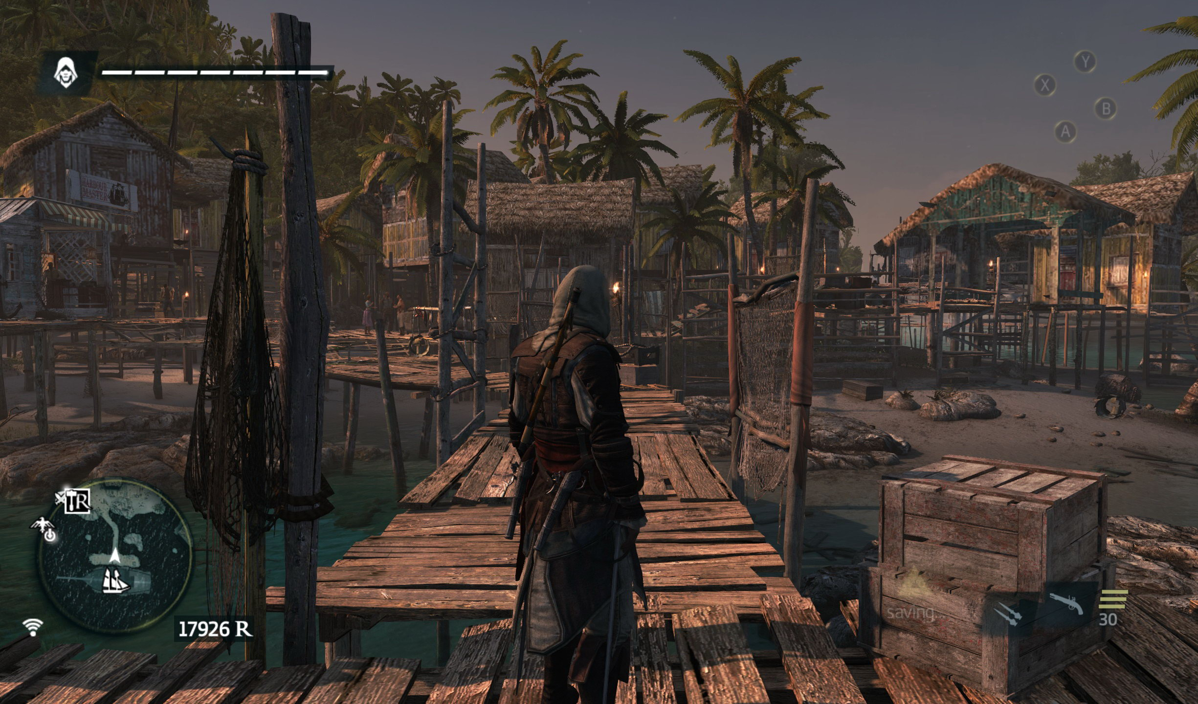 Скриншот Assassin's Creed IV: Black Flag