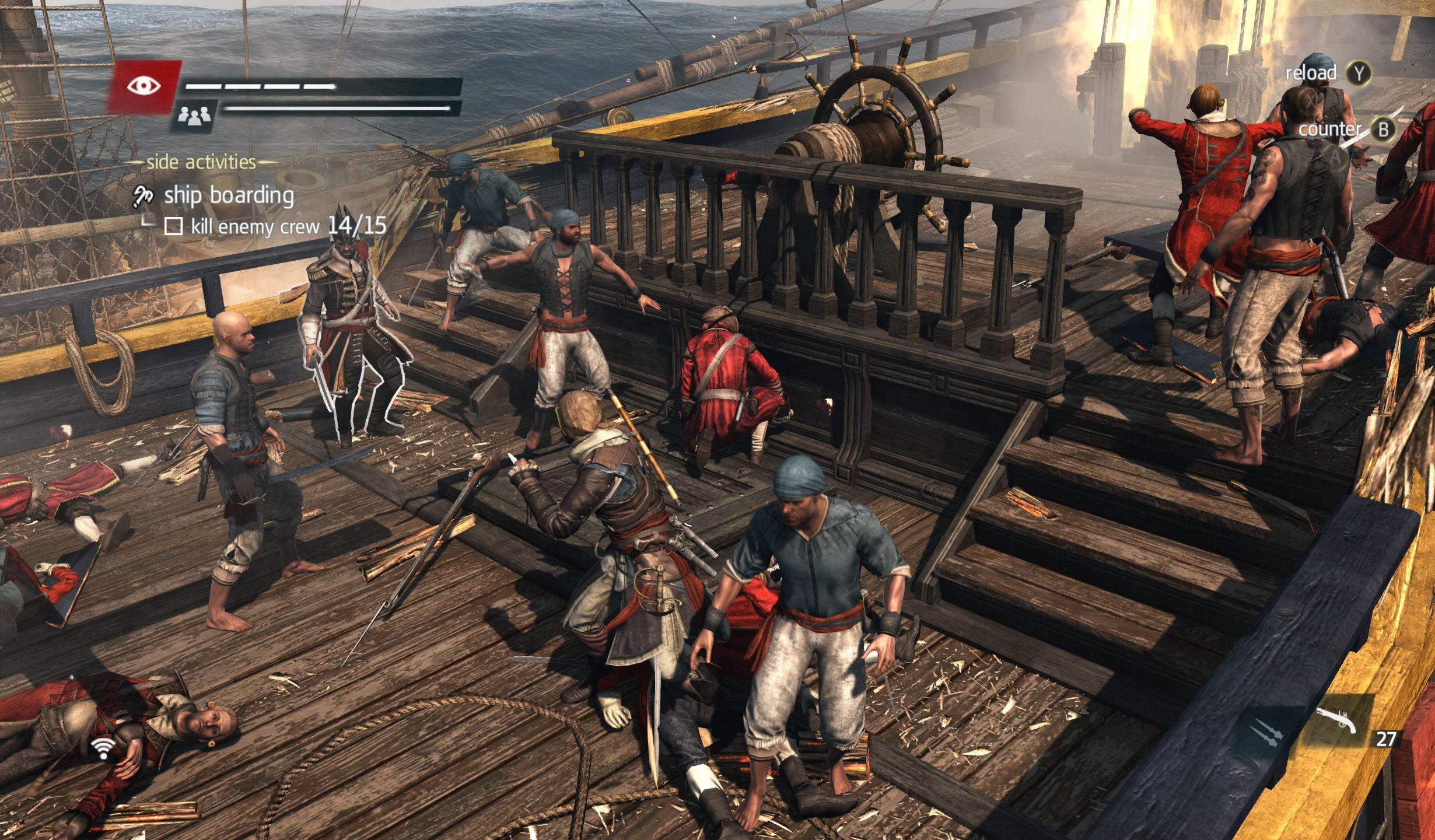 Скриншот Assassin's Creed IV: Black Flag