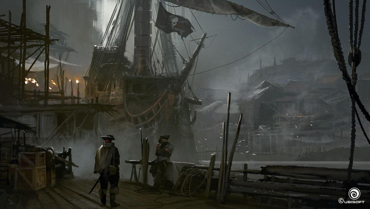 Арт Assassin's Creed IV: Black Flag