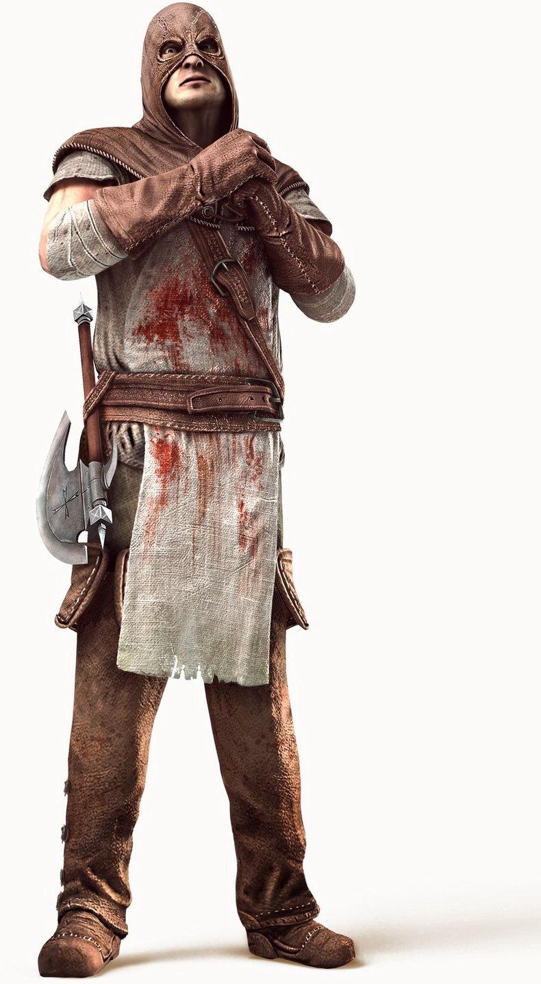 Арт Assassin's Creed: Brotherhood