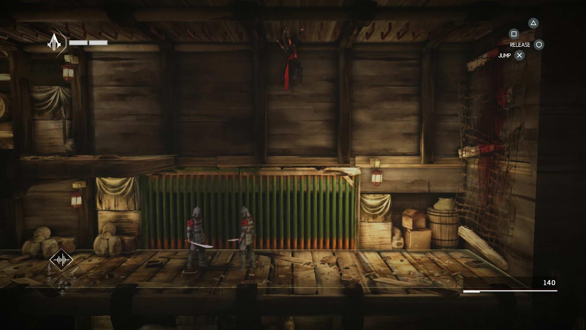 Скриншот Assassin's Creed Chronicles: China