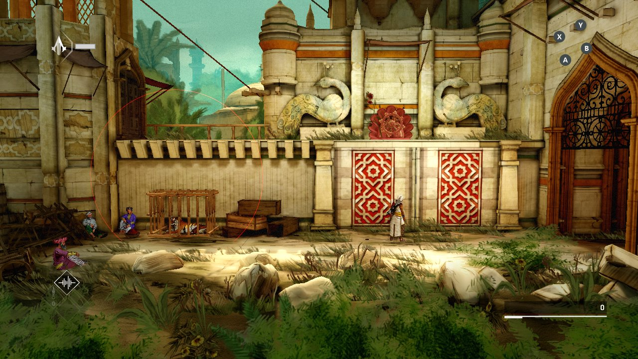 Скриншот Assassin's Creed Chronicles: India