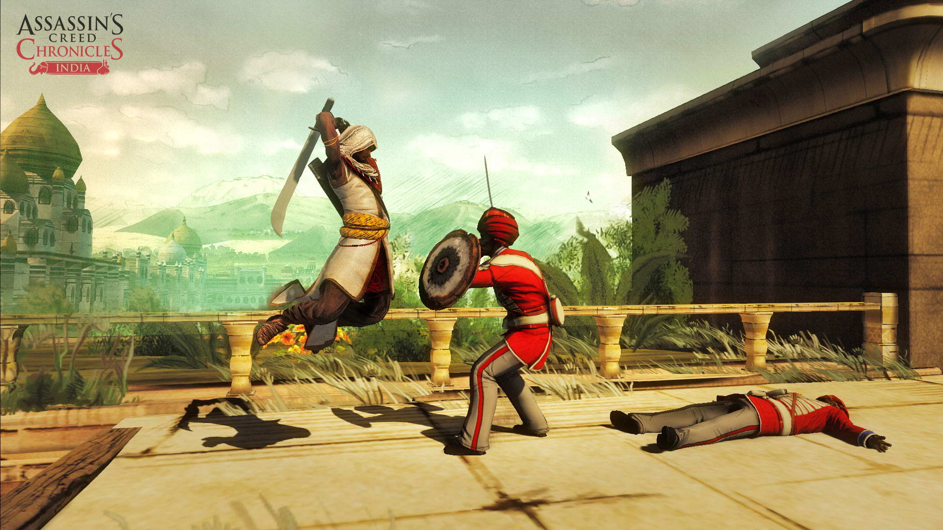 Скриншот Assassin's Creed Chronicles Trilogy Pack