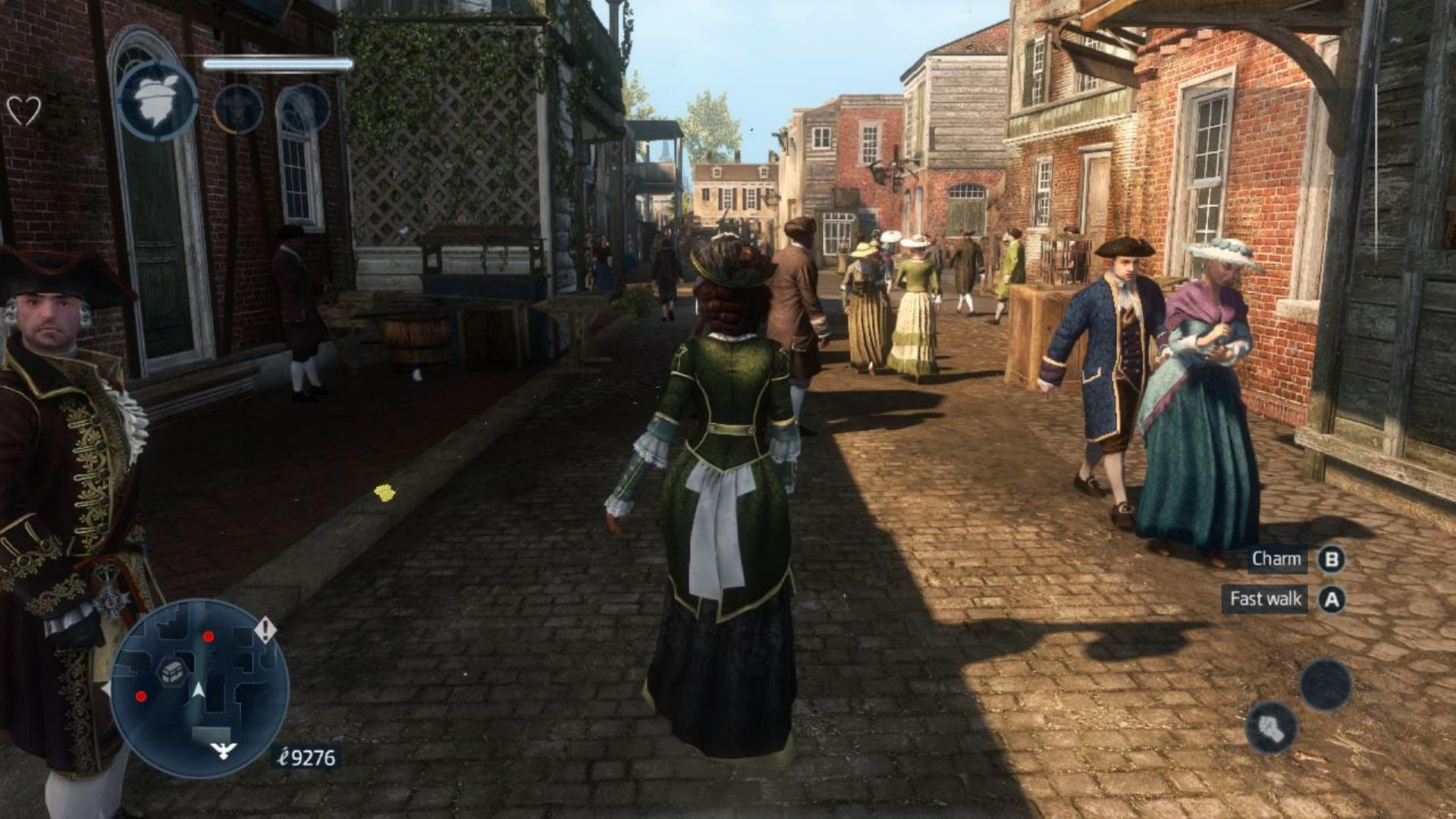 Скриншот Assassin's Creed Liberation HD