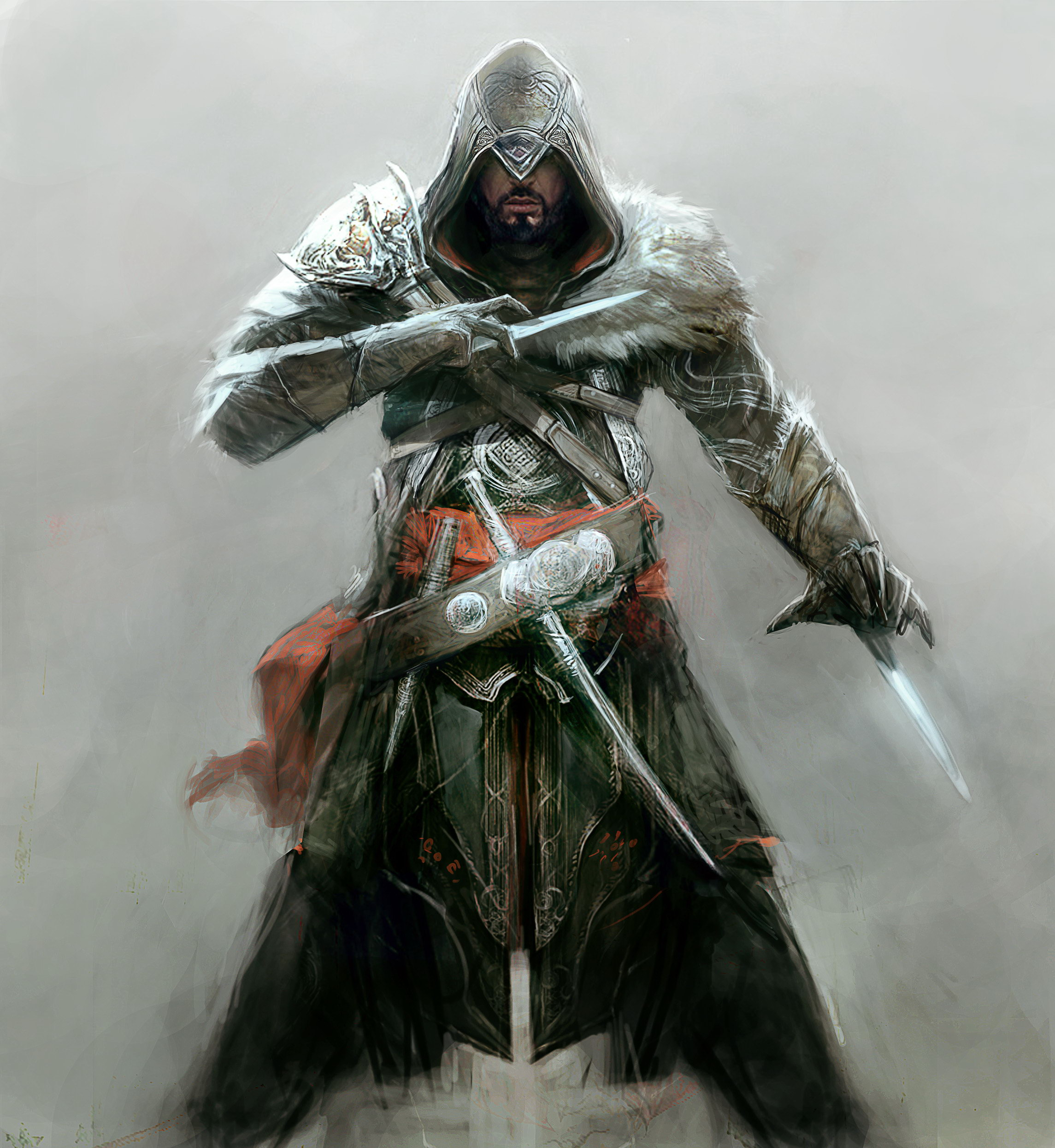Арт Assassin's Creed: Revelations