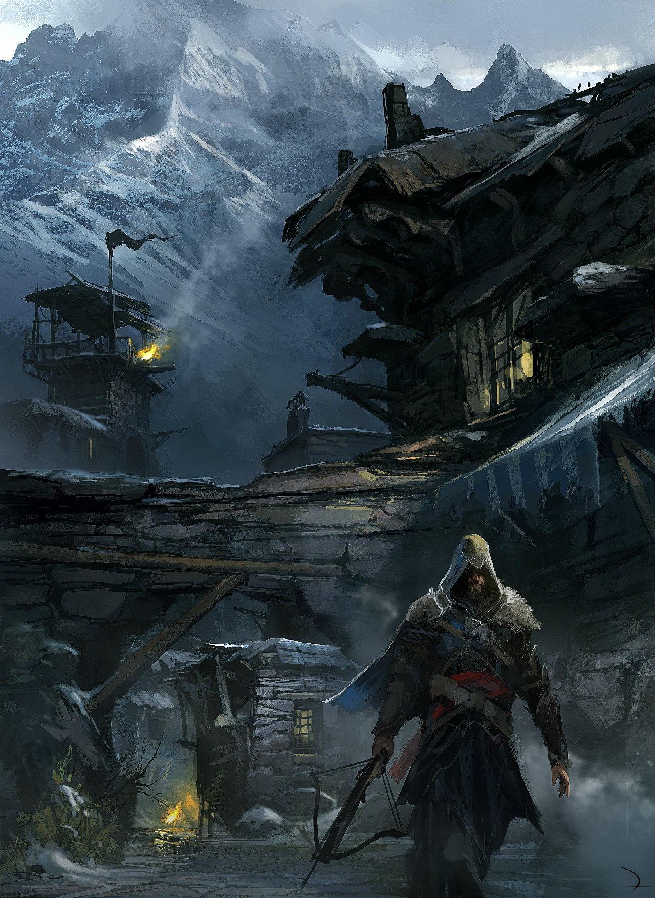 Арт Assassin's Creed: Revelations