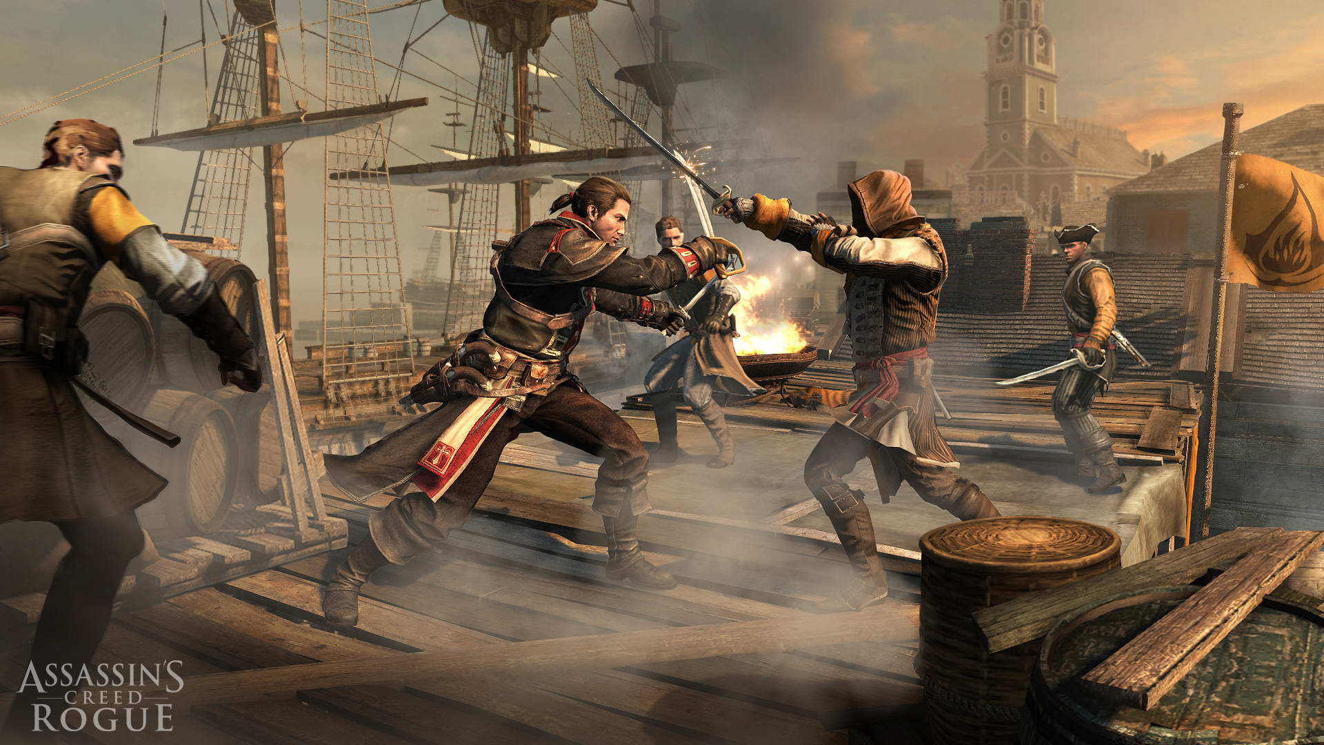 Скриншот Assassin's Creed Rogue