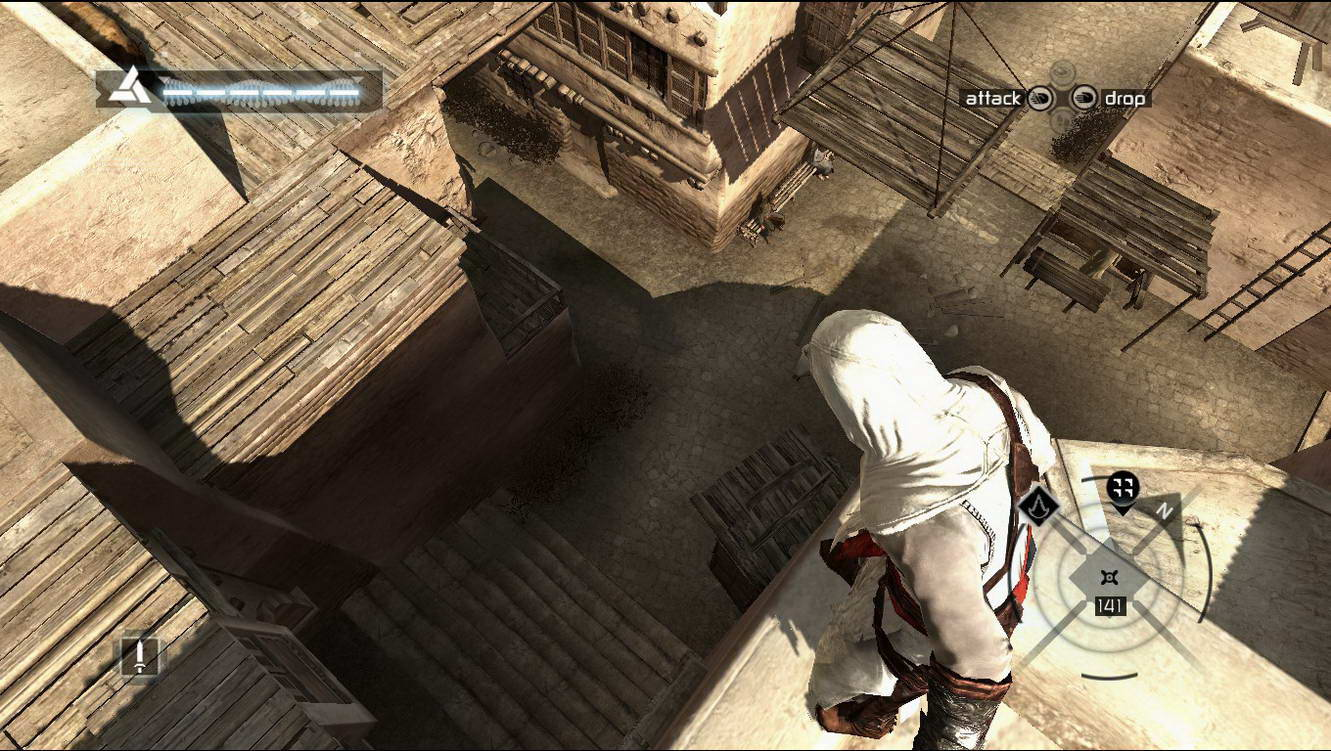 Скриншот Assassin's Creed