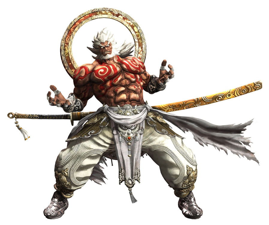 Арт Asura's Wrath