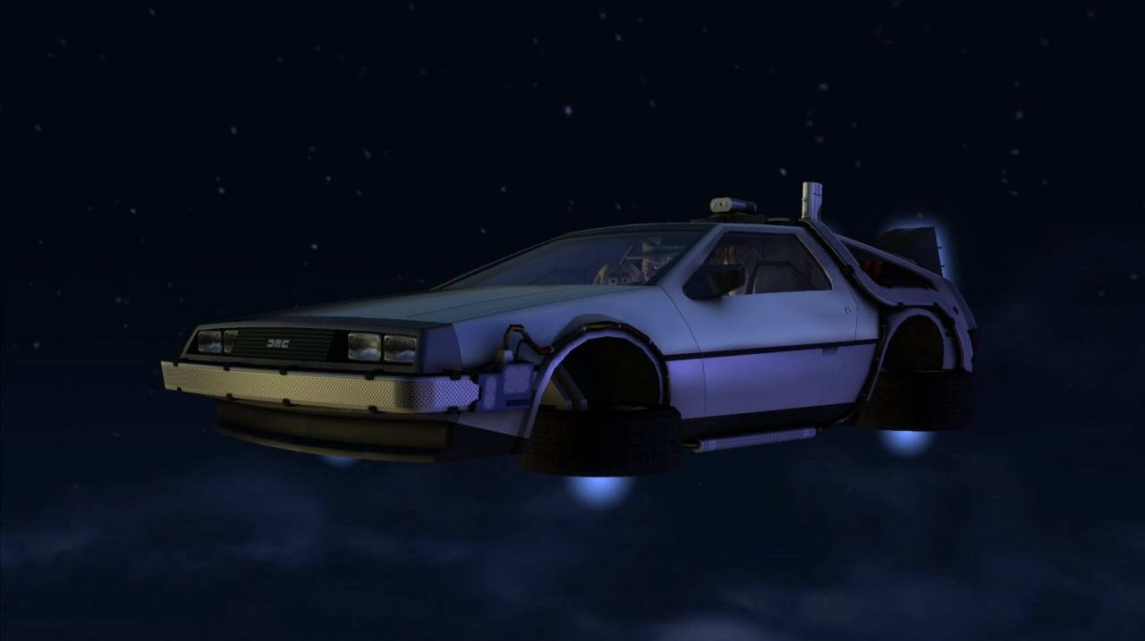 Скриншот Back to the Future: The Game - Episode 2: Get Tannen!