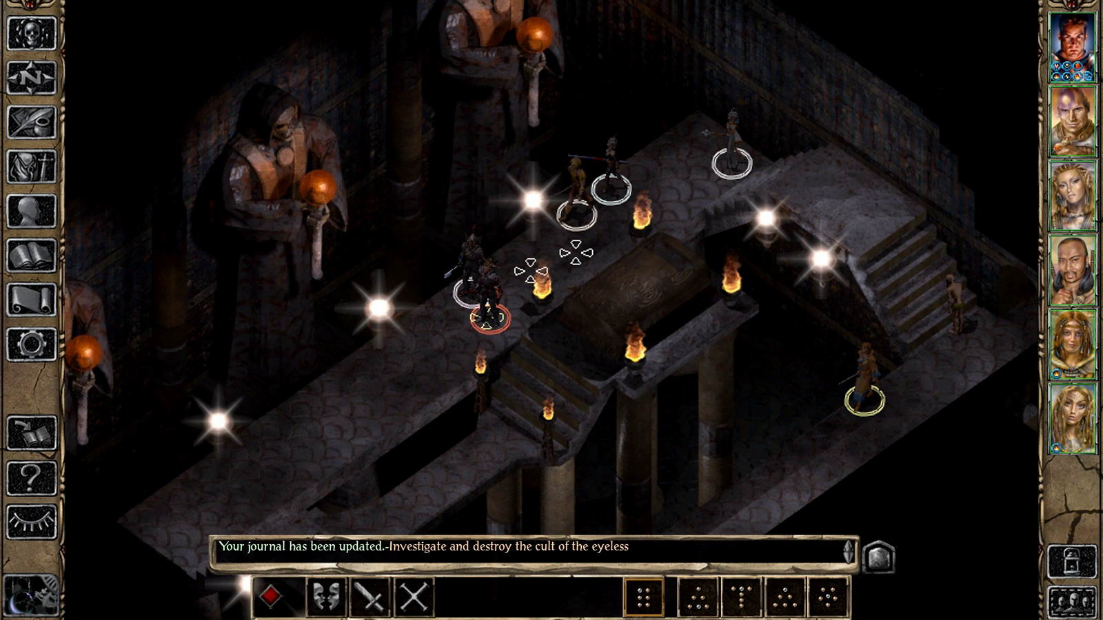 Скриншот Baldur's Gate II: Enhanced Edition