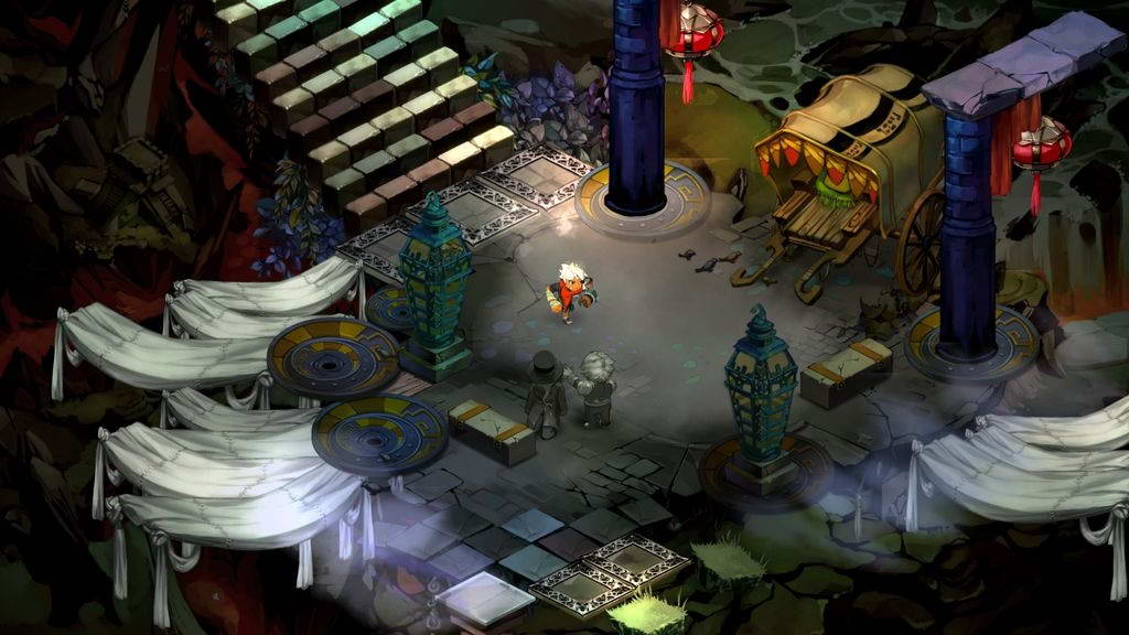 Скриншот Bastion