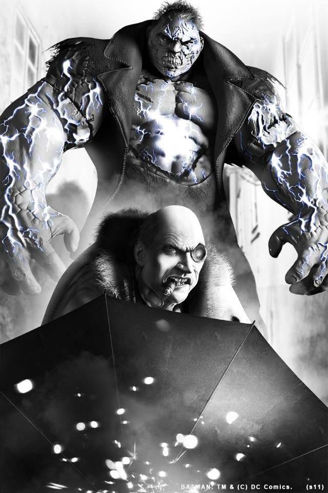 Арт Batman: Arkham City