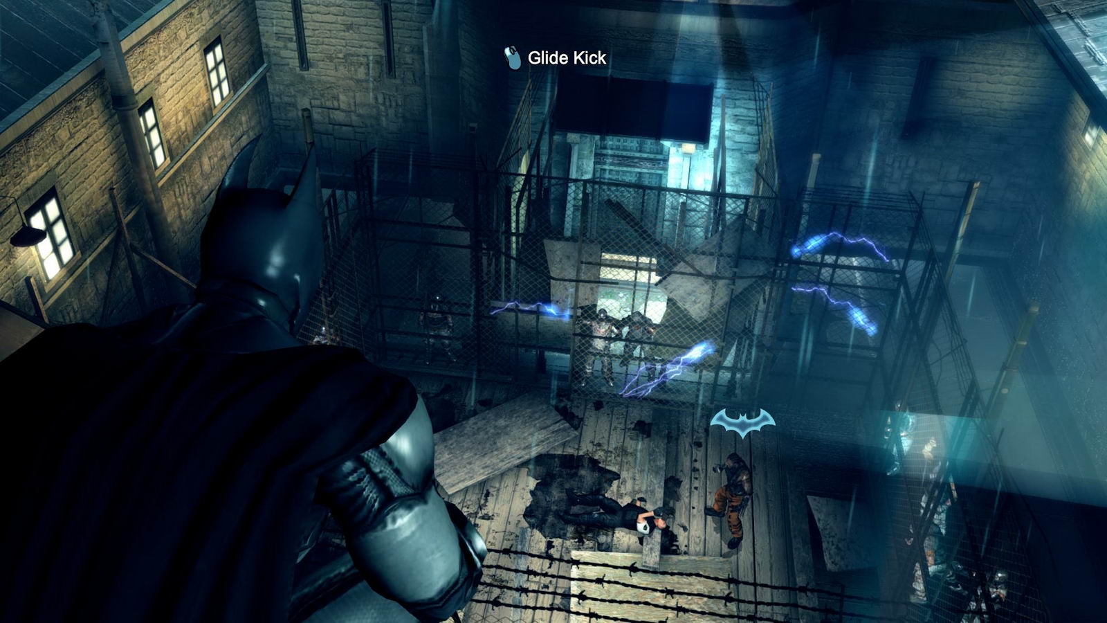 Скриншот Batman: Arkham Origins Blackgate - Deluxe Edition