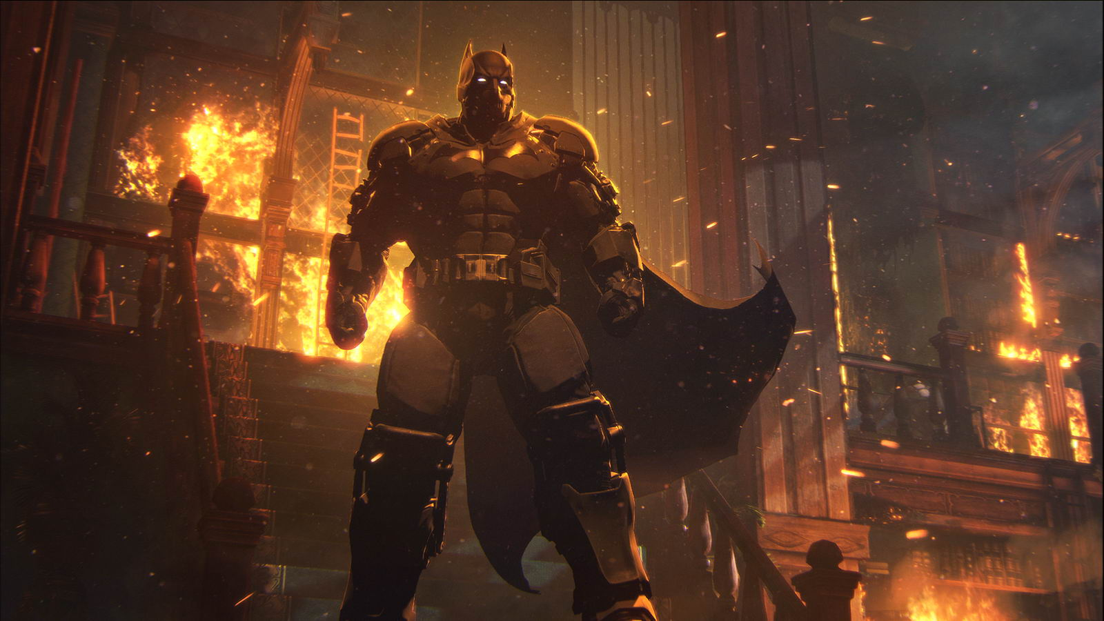 Скриншот Batman: Arkham Origins