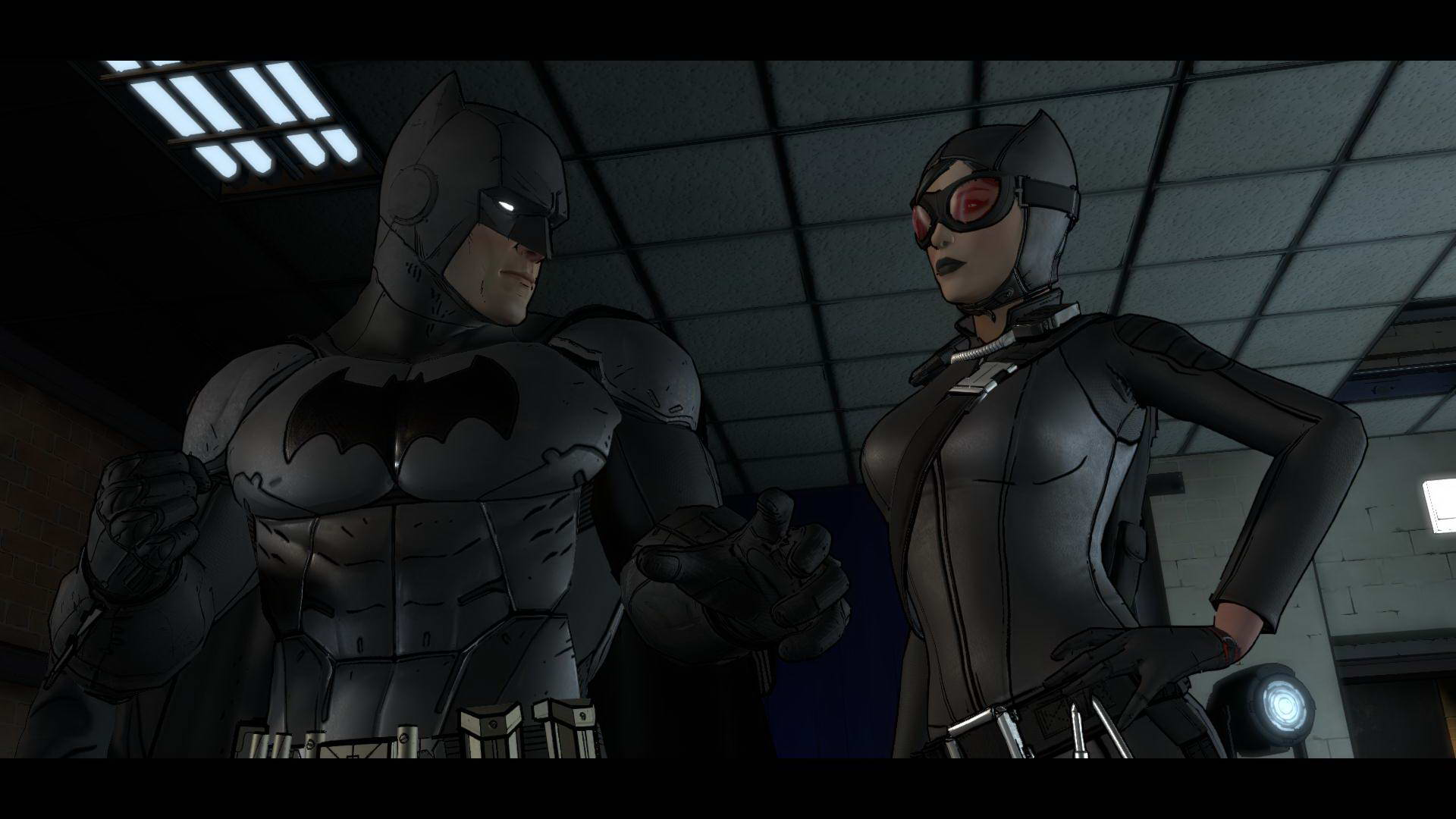 Скриншот Batman: The Telltale Series - Episode 2: Children of Arkham